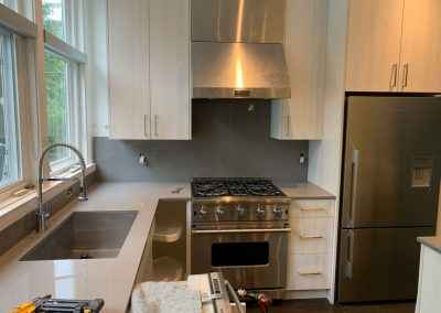 Silver Touch Reno Appliance Install